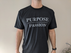 new purpose passion front